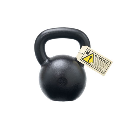Bild von 22kg Dragon Door Military Grade RKC Kettlebell