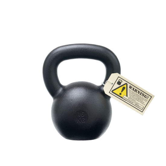 Bild von 16kg Dragon Door Military Grade RKC Kettlebell - 38mm (Standard)