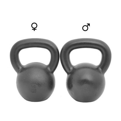 Bild von 16kg Dragon Door Military Grade RKC Kettlebell - 35mm