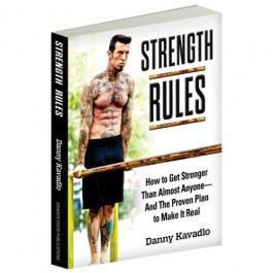 Bild von Strength Rules - By Danny Kavadlo